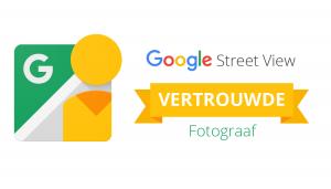 Google streetview; Virtuele Tour; 360 graden fotograaf